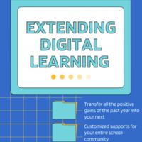 Extending Digital Learning Capstone Portfolio