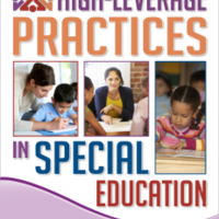 High-Leverage Practices in Special Education
