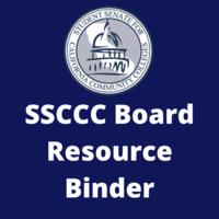 SSCCC Board Resource Binder