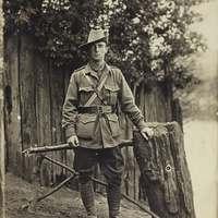 Soldiers in World War 1