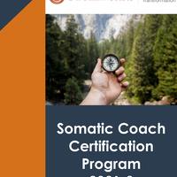 Somatic Coach Certification Program Oct 2021-2