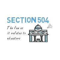 SCUCISD �� 504