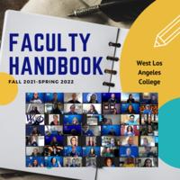 West Faculty Handbook | 2021-2022