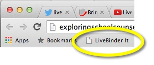 "bookmarklet screenshot internet explorer ""Livebinder It"" bookmarklet in your browser"