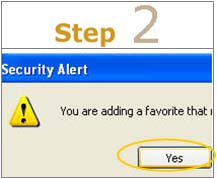 Say Yes on Security question