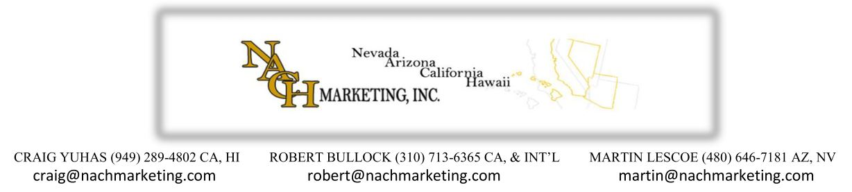 NACH Marketing Inc,