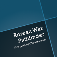 Korean War Pathfinder