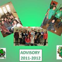 St. Patrick's High School Advisory 2011-2012