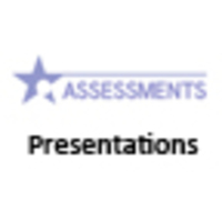 Assessments Archived Presentations
