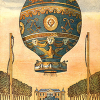 invention of hot air balloon