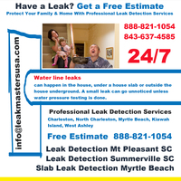 I am so happy I called Leak Masters. What a nice group of people. The two men showed up on time, did a great job finding the Leak under my living room floor. They found it and repaired it in the same day for a lot lower price then I was quoted by the other company.