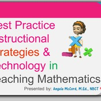 Integrating Tech with Best Practice Instructional Strategies