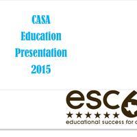 CASA Presentation 2015