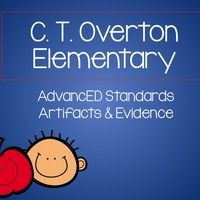 C. T. Overton AdvancED Artifacts/Evidence