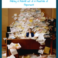 Making a Molehill out of a Mountain of Paperwork