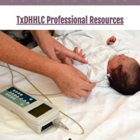 TxDHHLC Professional Resources