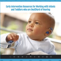 Early Intervention Resources for DHH