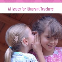 AI/DHH Itinerants and Parent Advisors