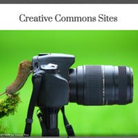 Sites for Creative Commons Images