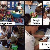 Content Area Centers