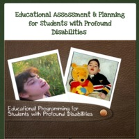 Assessment & Planning for Students with Profound Disabilities