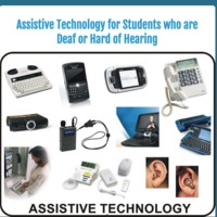 Assistive Technology for Students who are Deaf/HH