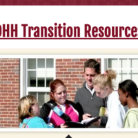 DHH Transition Resources
