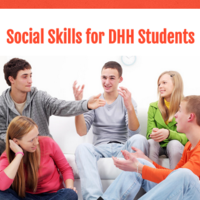 Social Skills for DHH Students