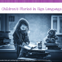 Children's Stories in Sign Language