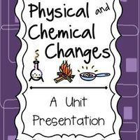 6th Gr Science: Matter: Properties & Changes