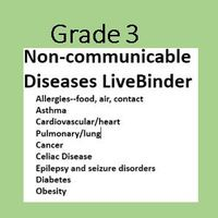 MCPS HEG3MP4W1 Non-communicable Diseases