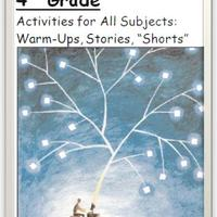 FOURTH GRADE: Daily Activites & Warmups