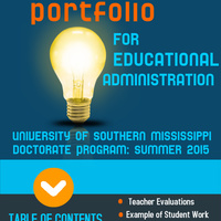 Educational Leadership Portfolio-Ashley Smith