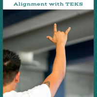 ASL Online Courses Alignment with TEKS