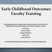 ECO Faculty Training