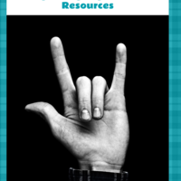 Sign Language Online Resources