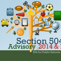 Region 4 Section 504 Advisory
