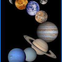 Reach for the Stars : Our Solar System