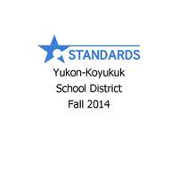 Yukon-Koyukuk School District Fall 2014