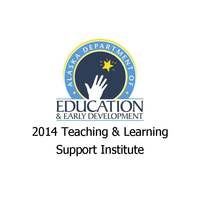 2014 Teaching & Learning Support Institute (9/24-9/25)