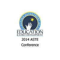 ASTE- Alaska Society for Technology in Education Conference 2014
