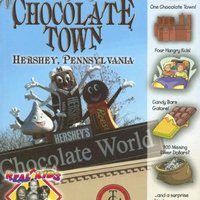 Mystery in Chocolate Town