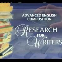 Advanced Composition (9-12)