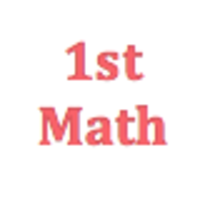 1st Grade Mathematics Curriculum