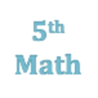 5th Grade Mathematics Curriculum