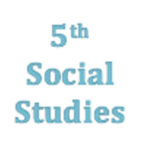 5th Grade Social Studies Curriculum