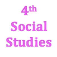4th Grade Social Studies Curriculum