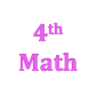 4th Grade Mathematics Curriculum