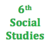 6th Grade Social Studies Curriculum