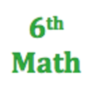6th Grade Mathematics Curriculum